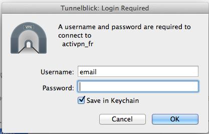 open vpn for mac