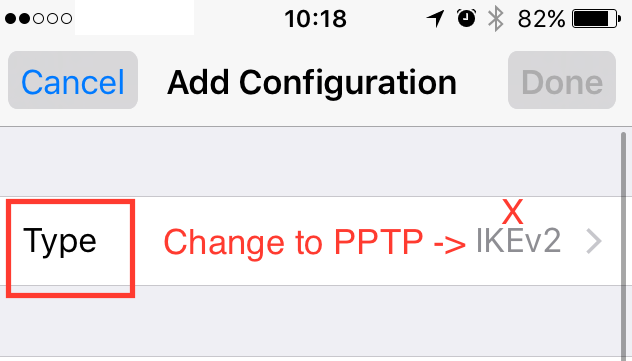 how to add vpn to ipad 2